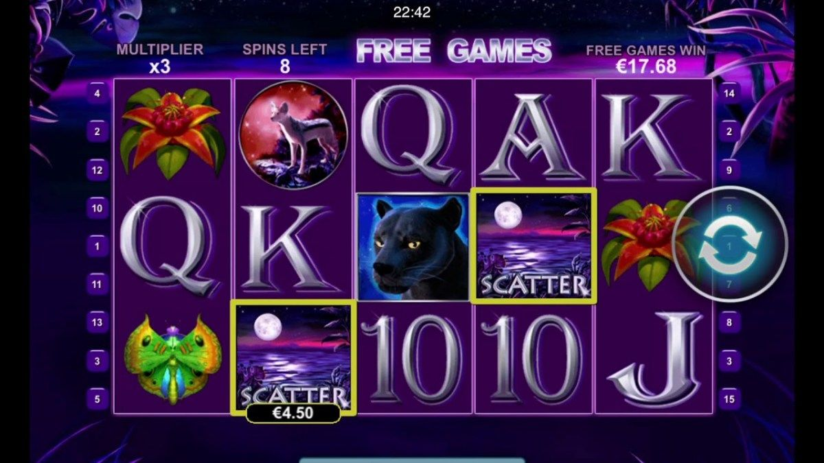 Internet Slots Games