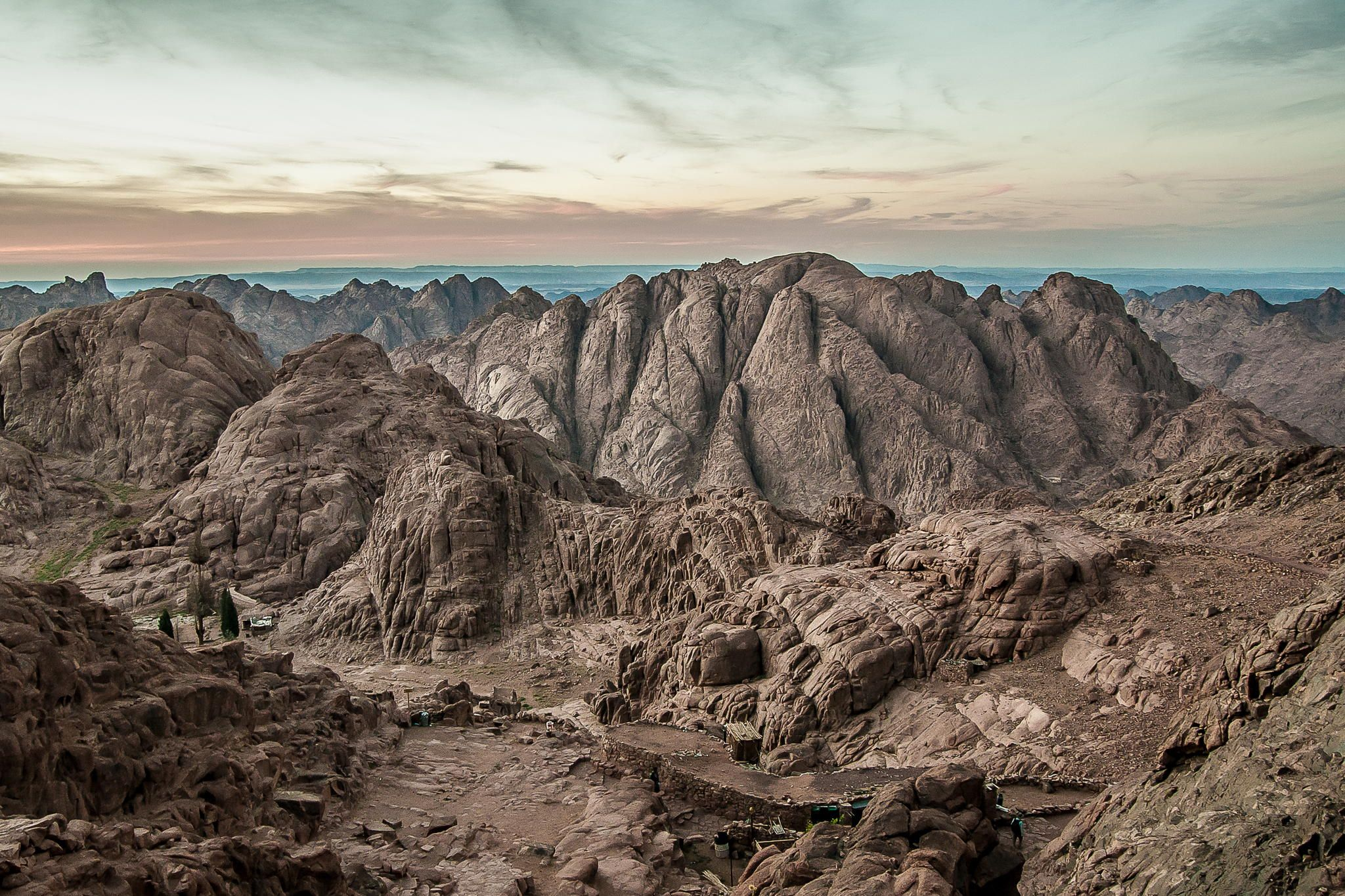 Sacred Mountains by Yasser Ayad on 500px
