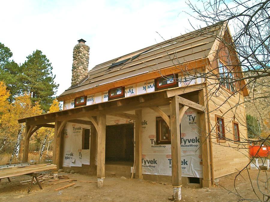 Tiny Timber Frame Cabin Plans Home Design Small House Architecture Timber Frame Cabin Small Timber Frame Cabin