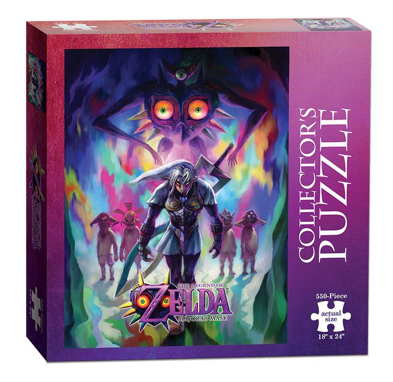 The Legend of Zelda™ Majora's Mask Incarnation Puzzle