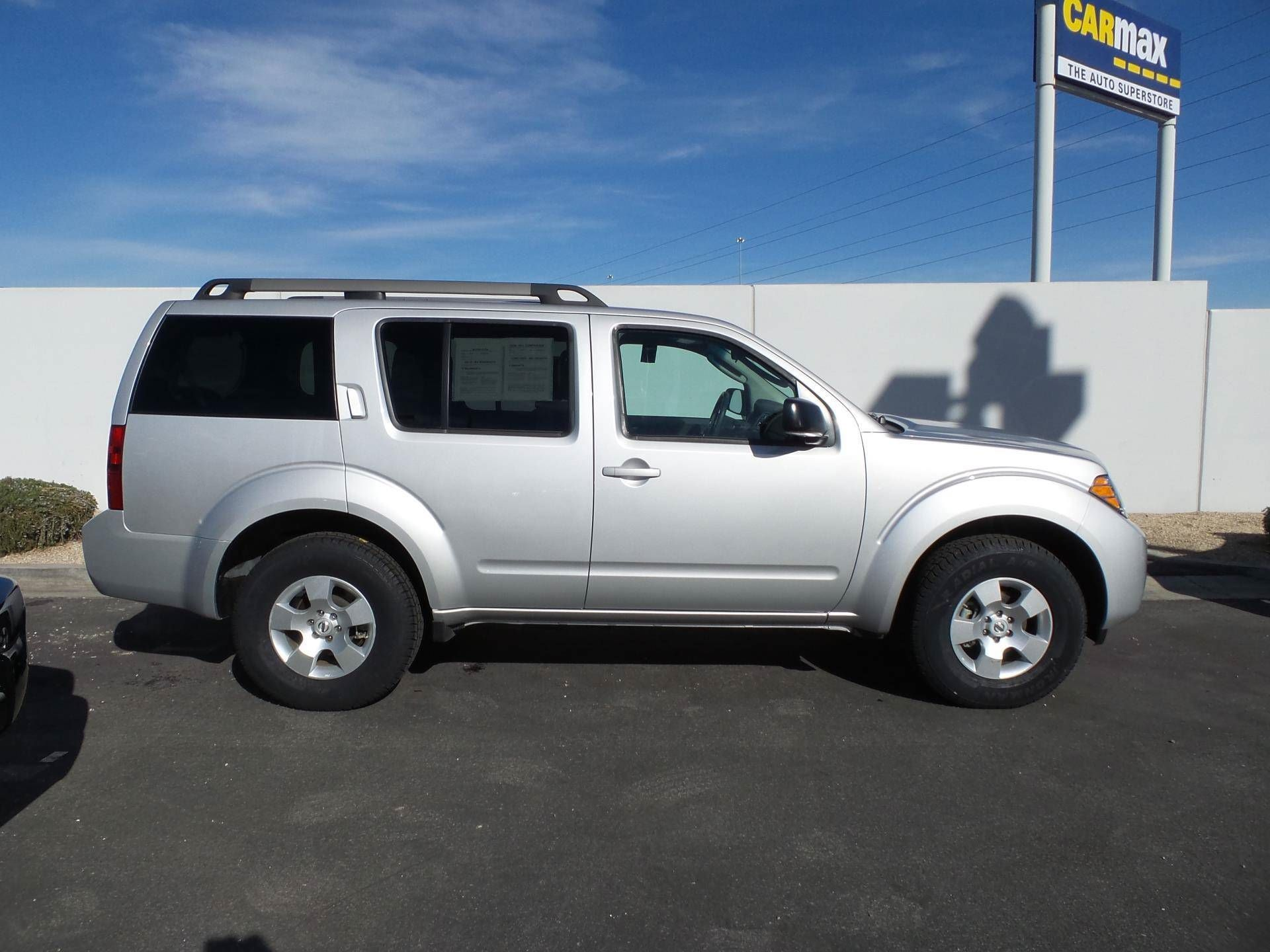 2012 nissan pathfinder s in las vegas nv 12885812 at carmax com