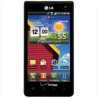 Verizon LG VS840 Lucid WIFI GPS 4G LTE Android Smartphone