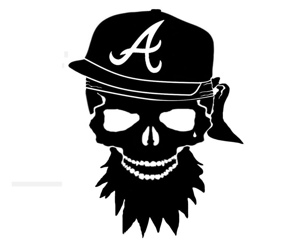 Skull With Beard Atlanta Sick Jdm Sticker Vinyl Decal Logo Szp Decal Vinyl Decals Jdm Stickers Vinyl Sticker [ 823 x 1000 Pixel ]