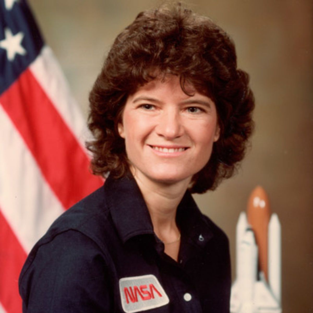 sally ride was the first american woman to blast off into space, Presentation templates