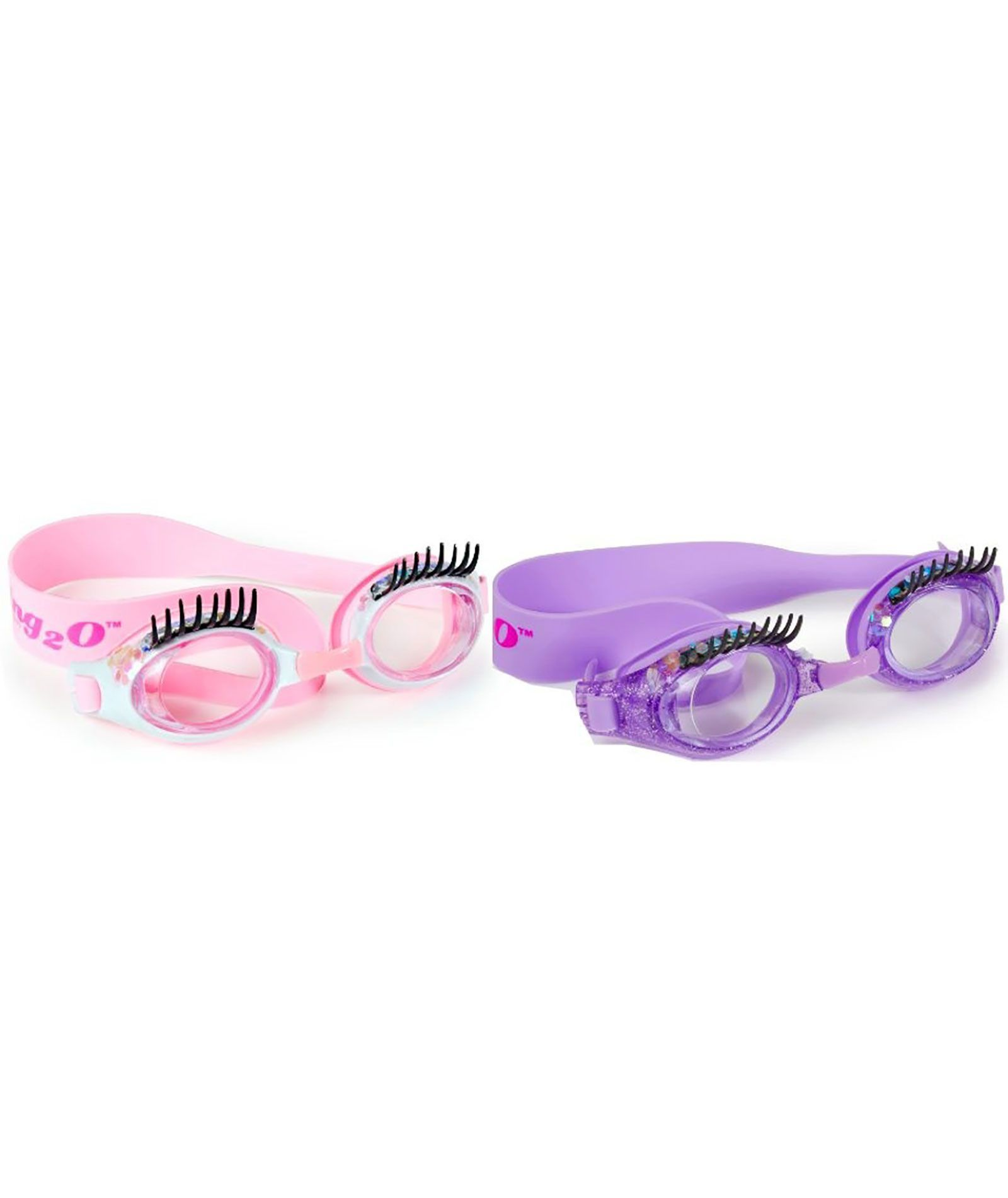 0b023311b544 Bling2o Splash Lash Swim Goggles