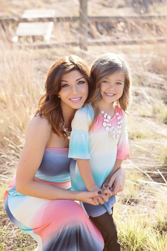 100 tolle Mutter Tochter Kleid Ideen und Styling Tipps