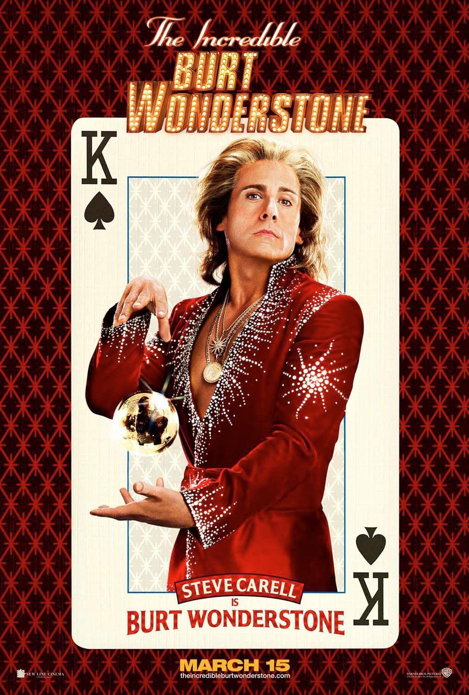 The Incredible Burt Wonderstone 俺たちスーパーマジシャン