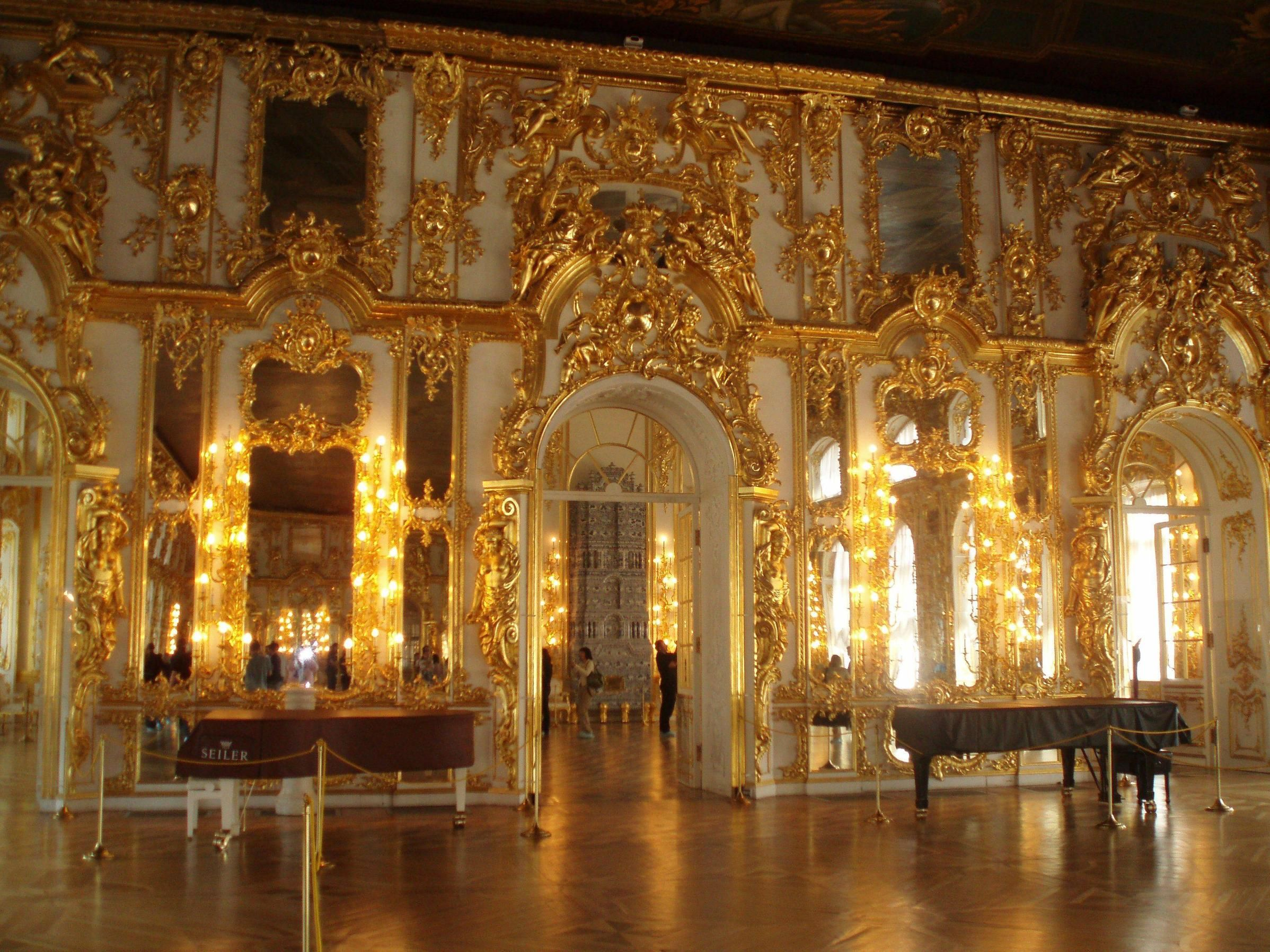 Pictures of the Winter Palace in St. Petersburg Russia ...