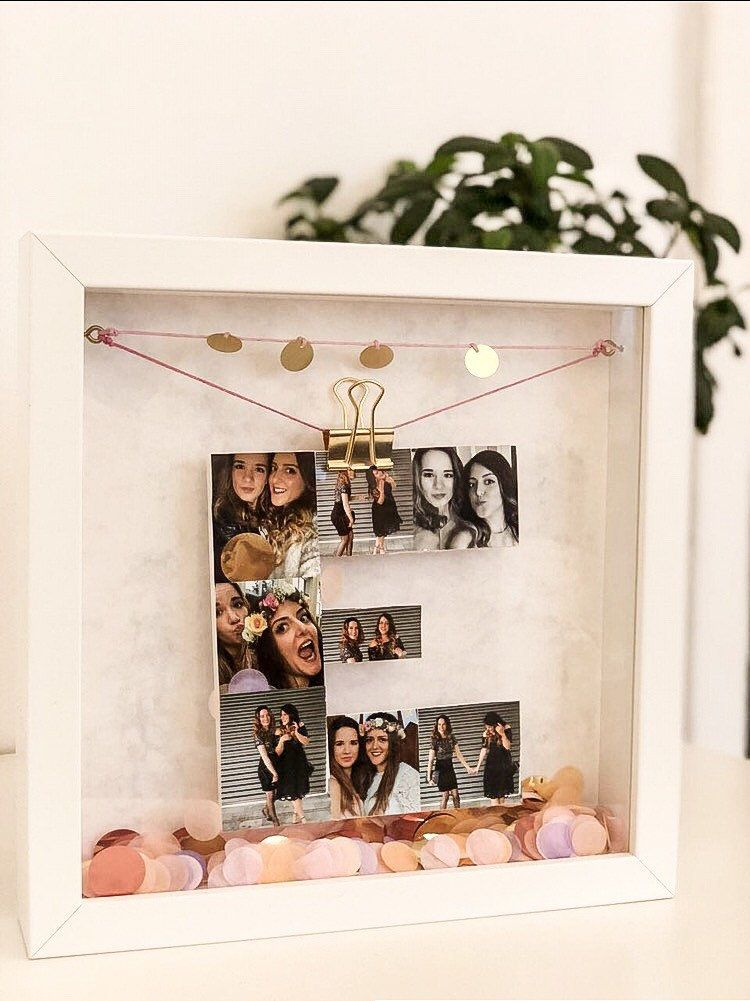 Money / photo gift for wedding, birthday, birth