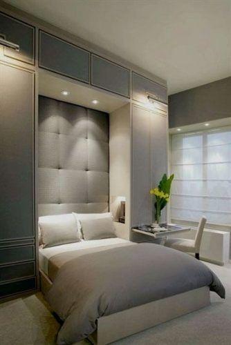 Armário com cama embutida, dicas com 10 imagens para te inspirar - Conexao Decor