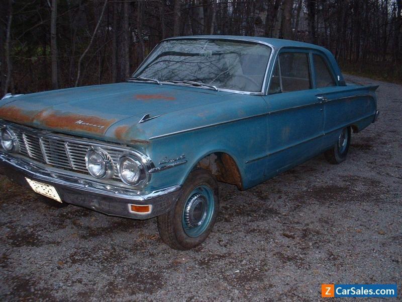 Car For Sale 1963 Mercury Comet Custom