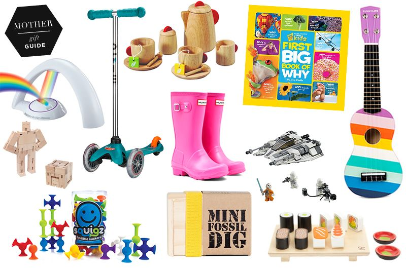 Gift Guide: What To Buy A 5-Year-Old (Mother) | Toy and Gift