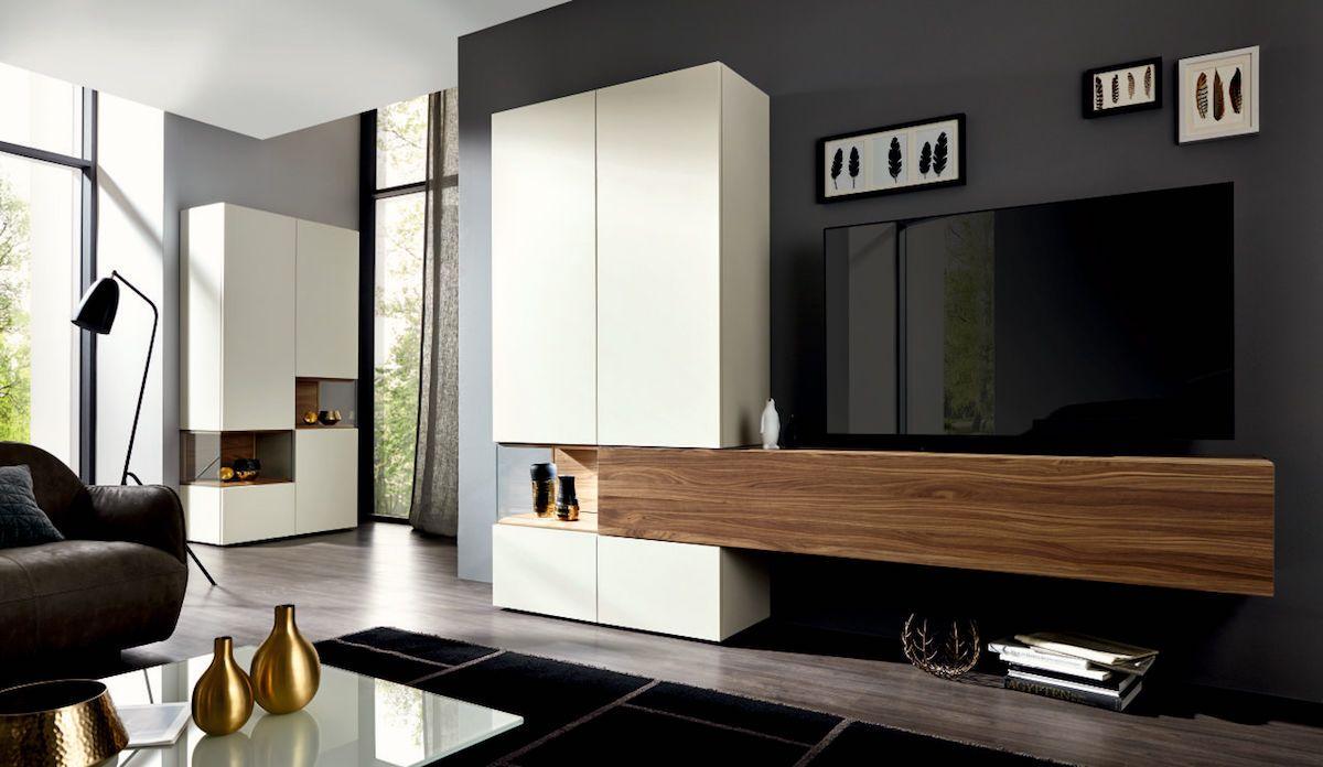 Tv Meubel Wand.Hulsta Neo Wand Tv Meubel Wohnen Einrichtungsideen Design