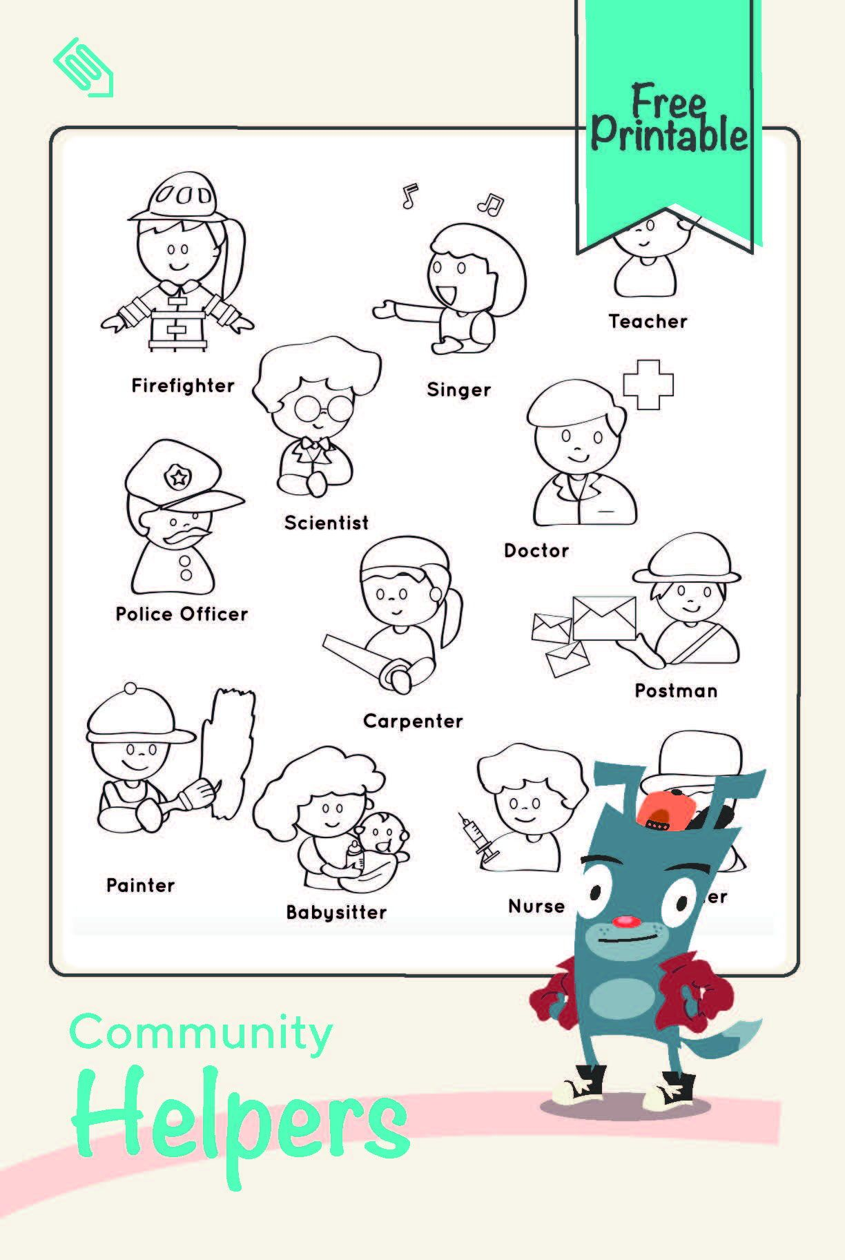 Teach Kids About Community With This Fun Coloring Page This Social Studies Worksheet Introduces Ki Social Studies Worksheets Cool Coloring Pages Teaching Kids [ 1825 x 1224 Pixel ]