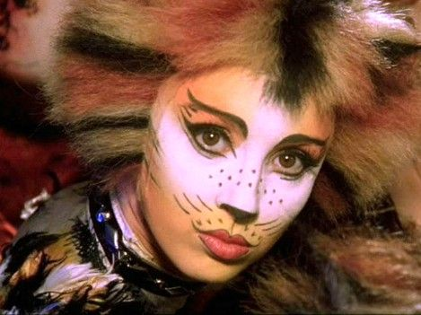 Rumpleteazeru0027s (from Cats the Musical) Makeup! I was Rumpleteazer - best of lyrics invitation to the jellicle ball