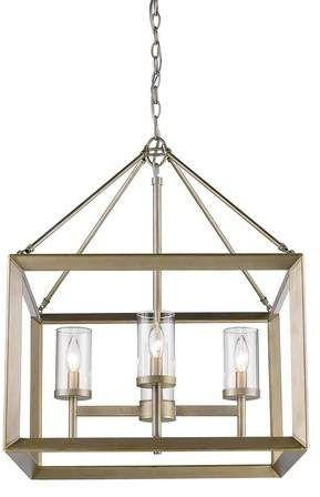 lantern pendant with shade # 45