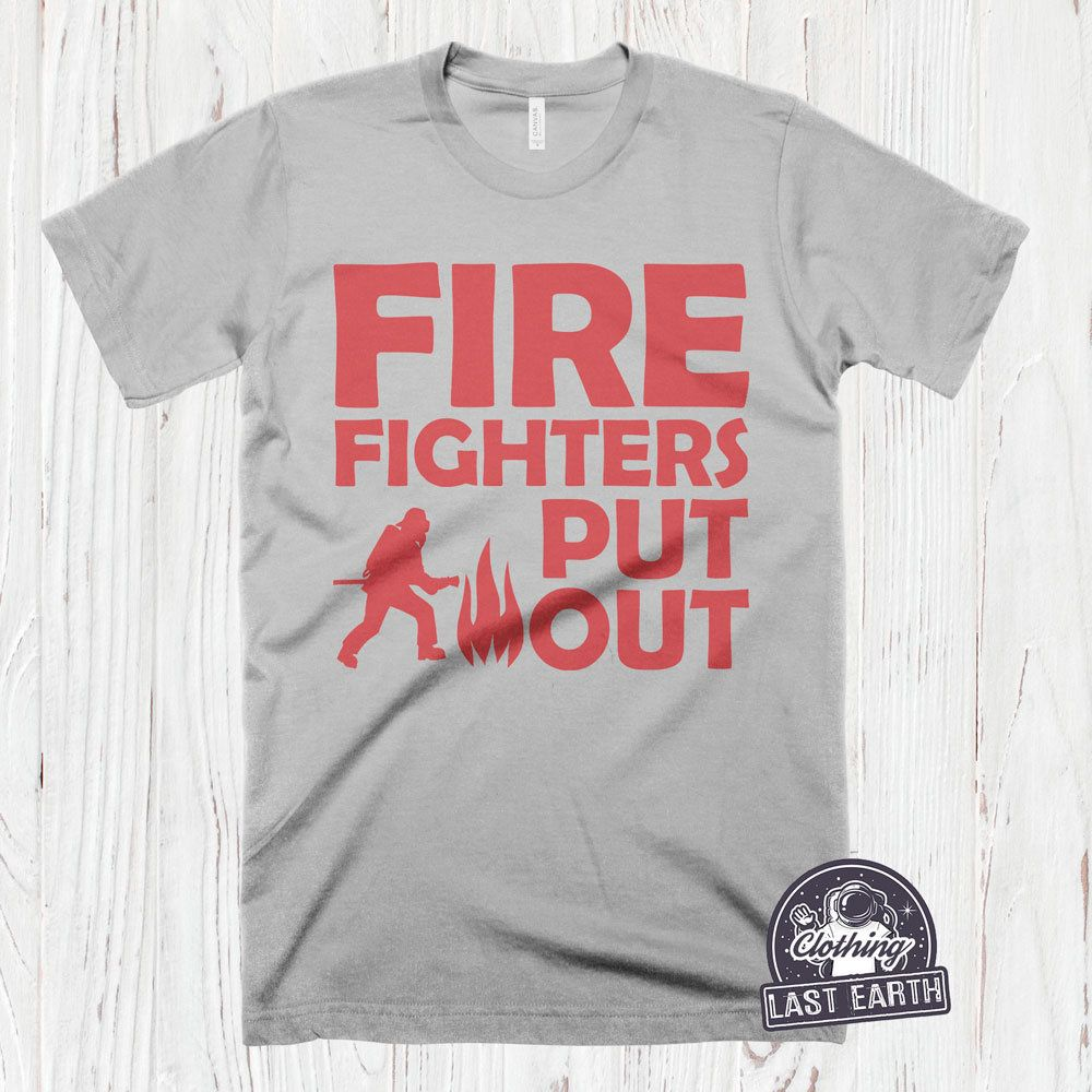 This is what a Firefighter Looks Like Mens Funny T-Shirt Fireman Fire Brigade
