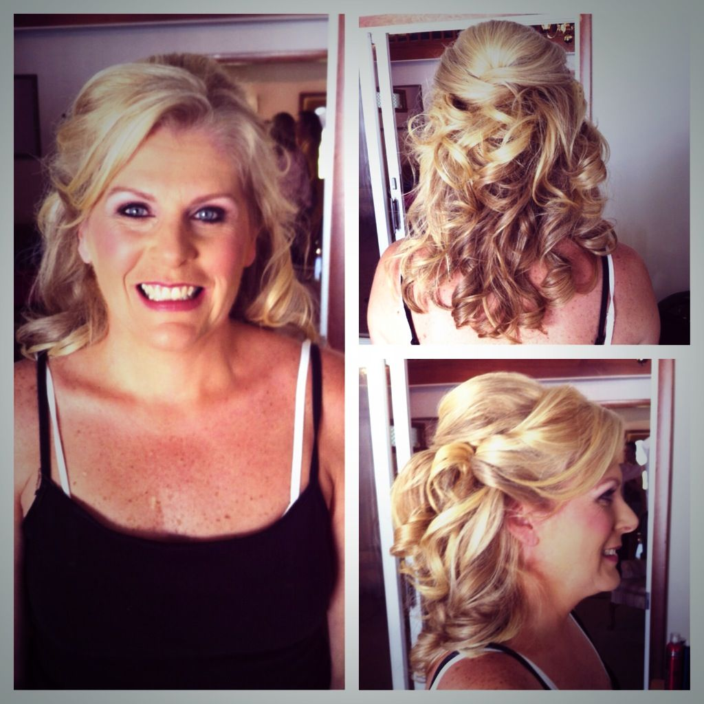 Groom Hairstyles: This Mother-of-the-bride Was A Southern Belle In & Out