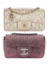 Chanel X Bellagio Las Vegas Exclusive Bag Collection