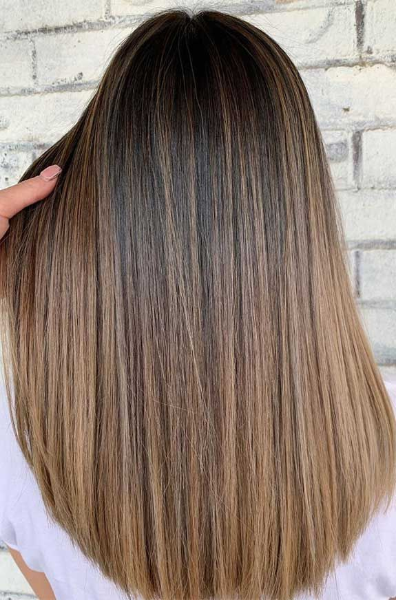 40 Best Hair Color Trends and Ideas for 2020 -   - #blondehairstyles #color #darkhairstyles #hair #hairstylecurly #hairstyleforschool #ideas #trends #blondebalayage