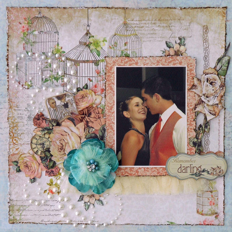 Darling+~~+July+Scraps+Of+Elegance+Kit+~~ - Scrapbook.com