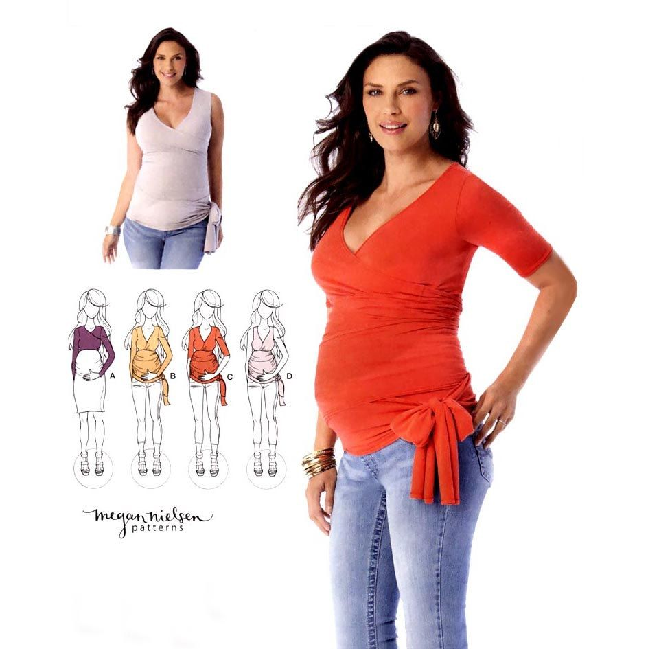 843 simplicity 1468 maternity tops for all stages of pregnancy xs 843 simplicity 1468 maternity tops for all stages of pregnancy xs to xl 6 24 new megan nielsen sewing pattern petite to plus sizes uncut jeuxipadfo Choice Image
