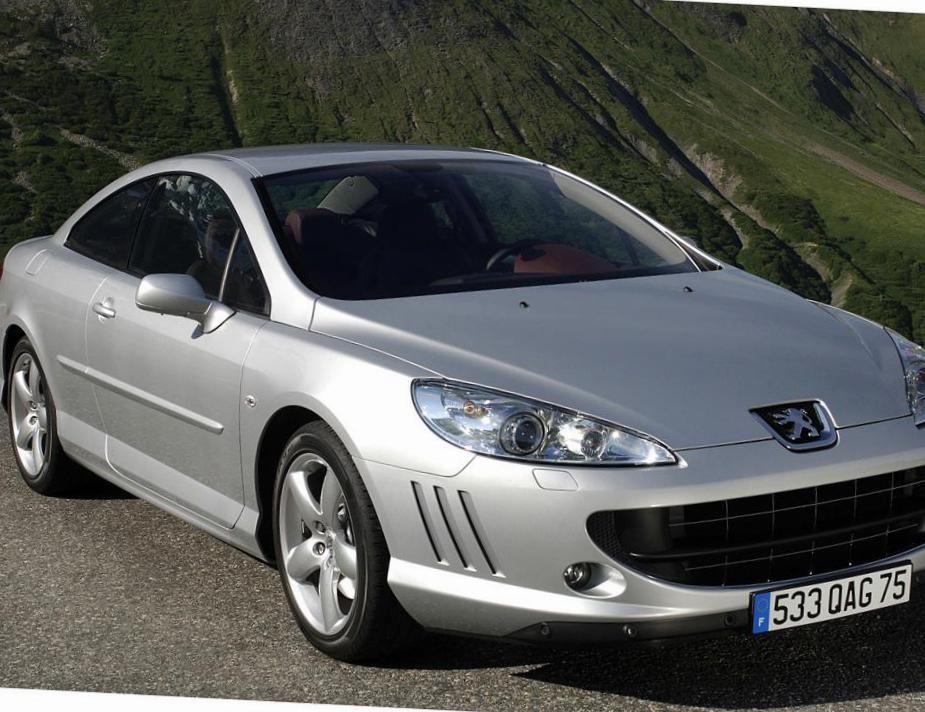 407 Coupe Peugeot sale Peugeot