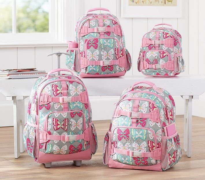 Our backpack collection comes loaded with smart design details ...