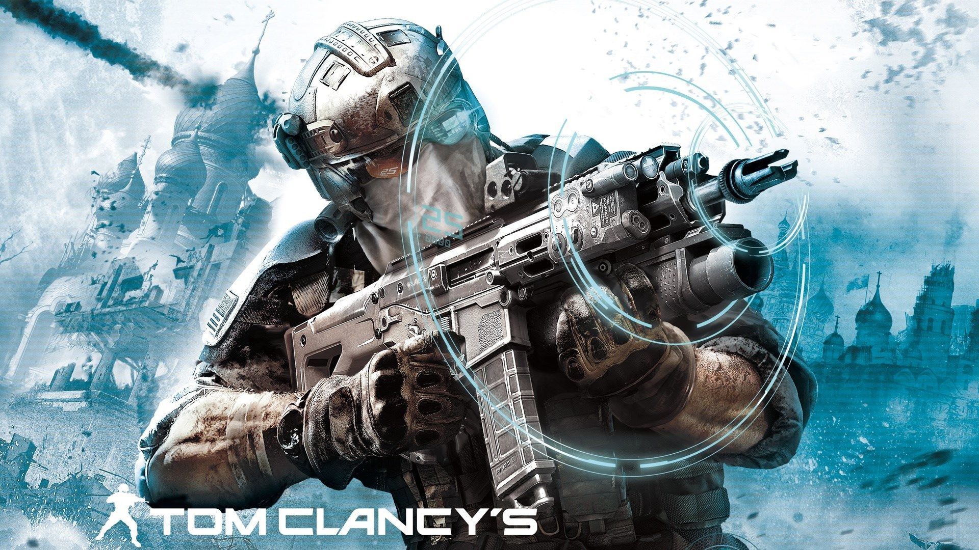 1920x1080 Ghost Recon Future Soldier game wallpaper
