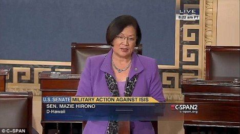 Check the Canada category to see how Muslims have been besmirching Canada for years making it an incubator for jihad. Meanwhile, in DC, Senator Mazie Hirono, a Hawaii Democrat BLOCKS bill to seize passports from ISIS fighters who return to the US.