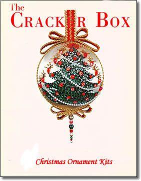 Has A 67 Page Catalog 220 Ornament Kits Great Company Catalog 7 50 Christmas Ornaments Ornament Kit Beaded Christmas Ornaments