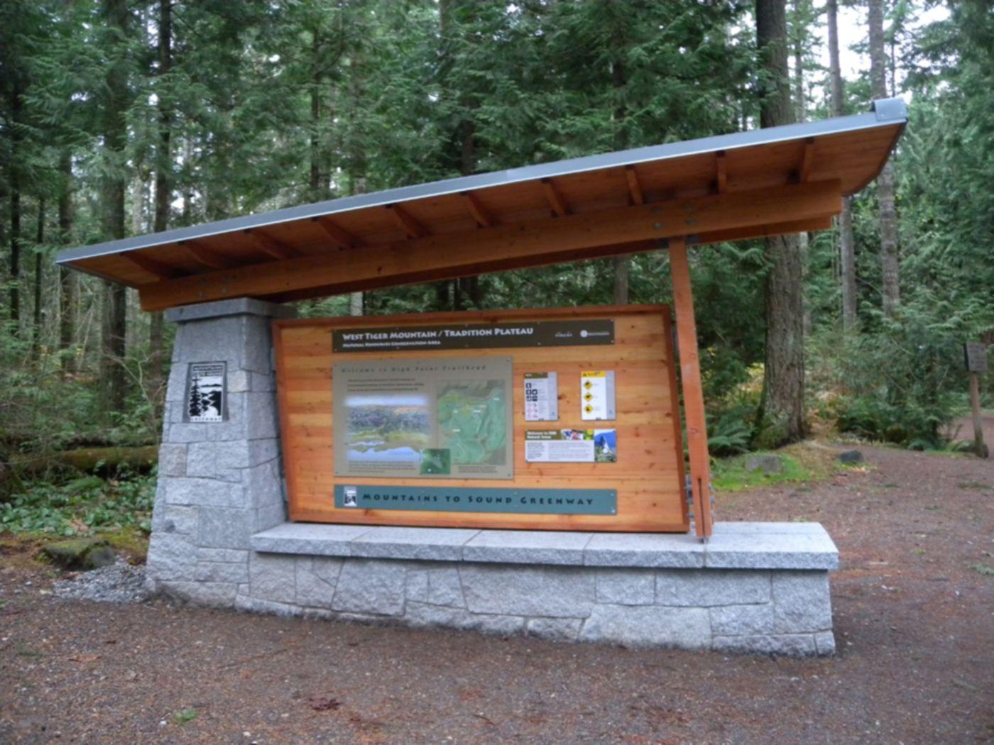 trailhead kiosk - Google Search | Trailhead Kiosk Design