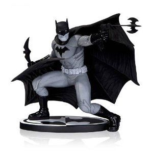 Batman Black and White Francis Manpul Statue