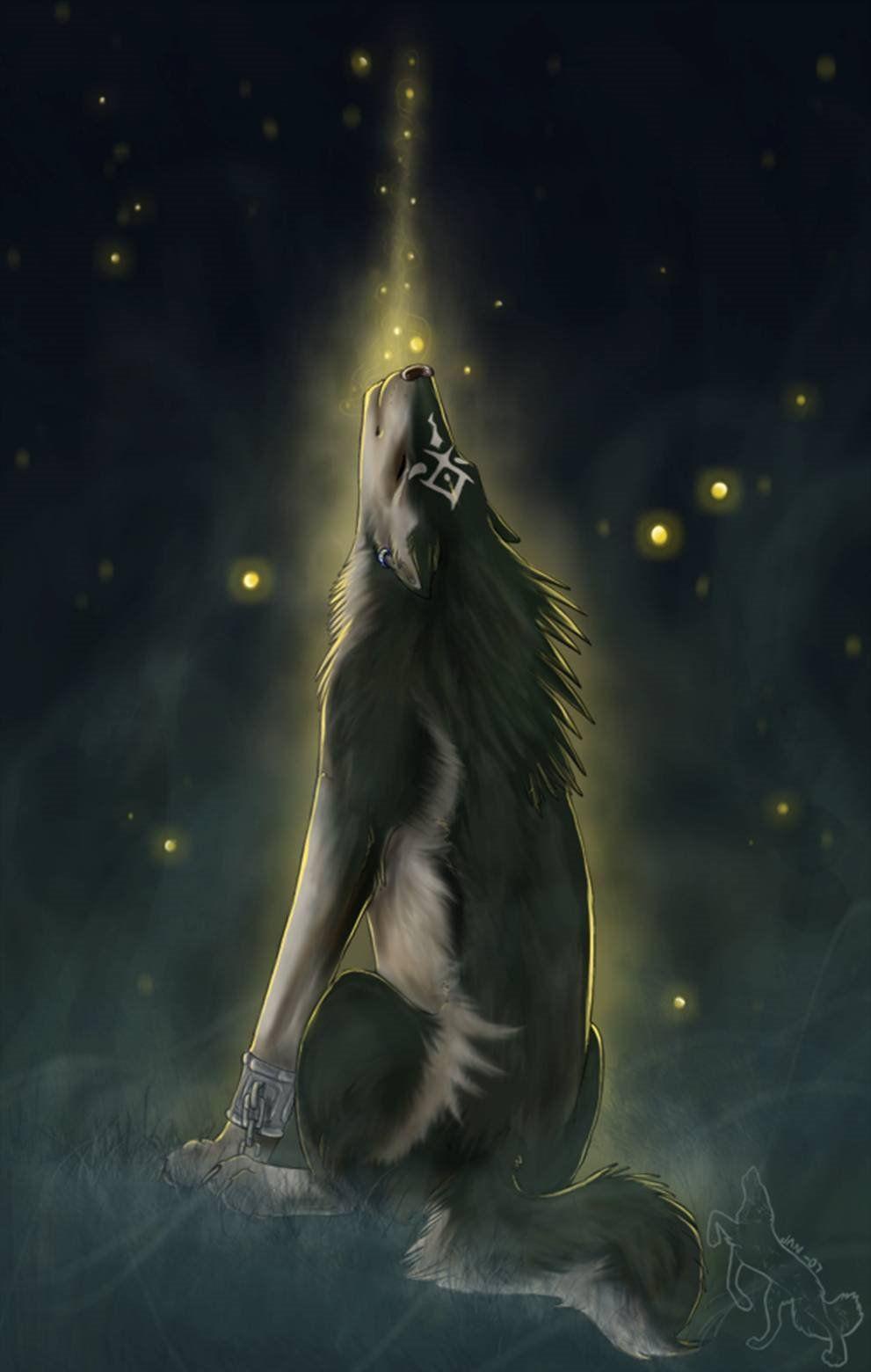 wolf link howling wwwpixsharkcom images galleries