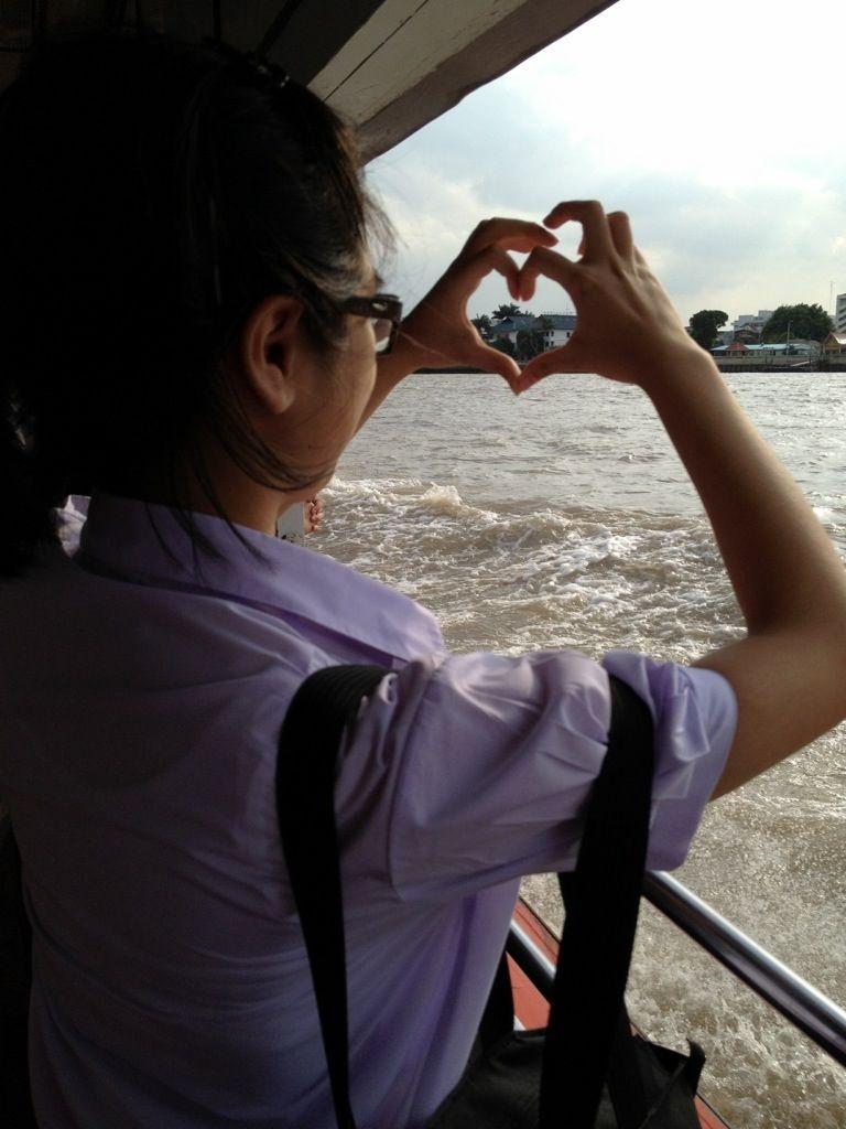 Jaopraya river #thailand