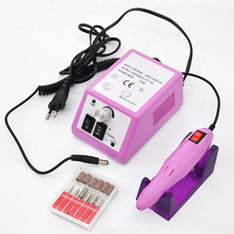 Electric Professional Nail Manicure Machine Manicure Pedicure Pen ...