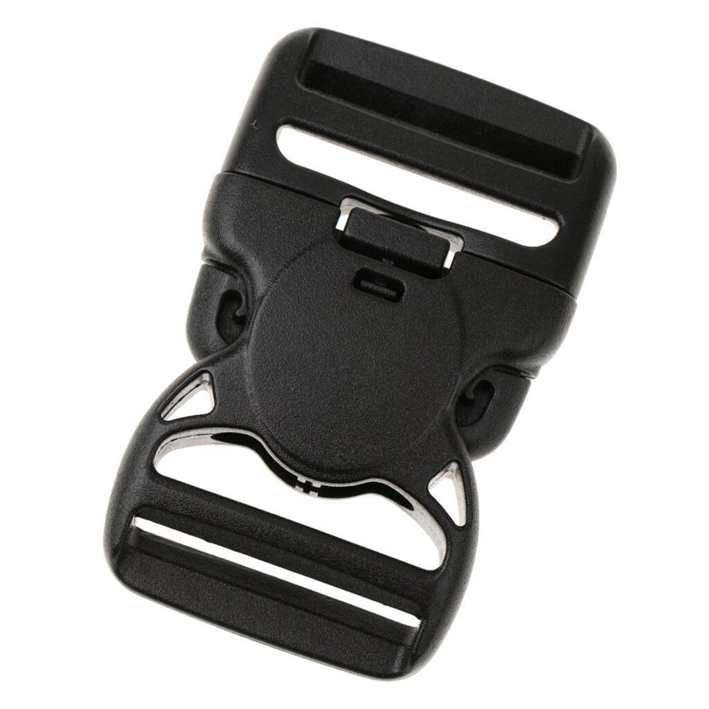 Black Plastic Emergency Survival Safety Whistle with Lanyard Boating Hiking