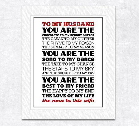 Perfect Pair Original Poem Printable Anniversary Gift Wedding Custom Sizes Colors