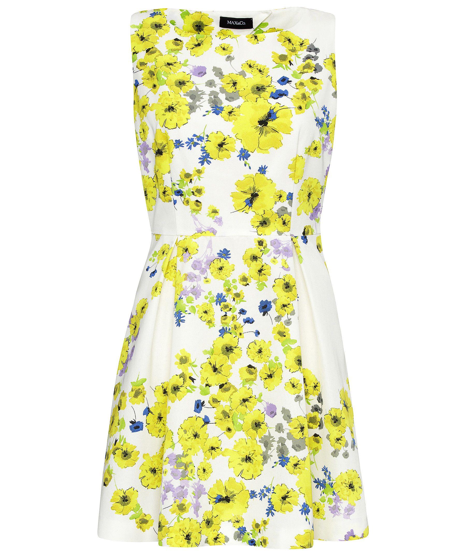 """Flower Dress """"Fiji"""" von Max & Co im engelhorn Shop: 15"""