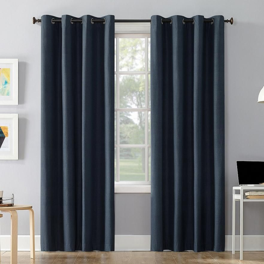 Sun Zero 1 Panel Cameron Total Blackout Thermal Insulated Window