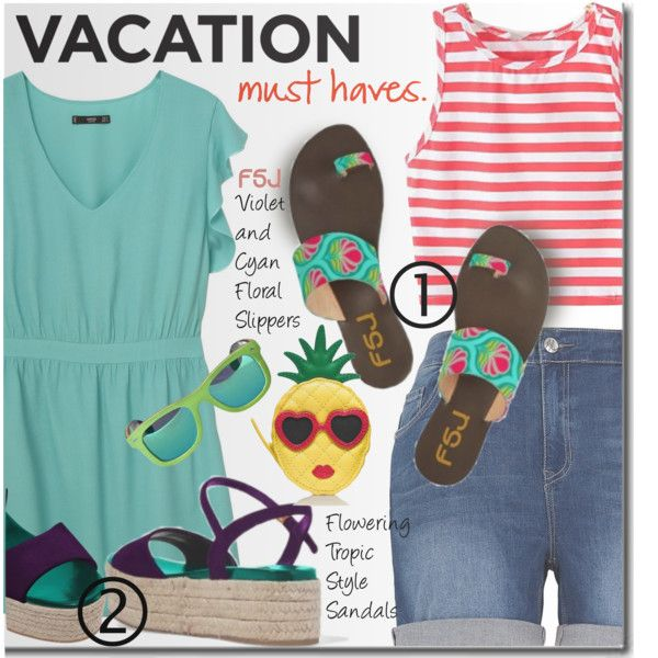 A fashion look from July 2016 by beebeely-look featuring MANGO, Melissa McCarthy Seven7, Kate Spade, Earth, summerstyle, stripedshirt, SummerVacation and fsjshoes