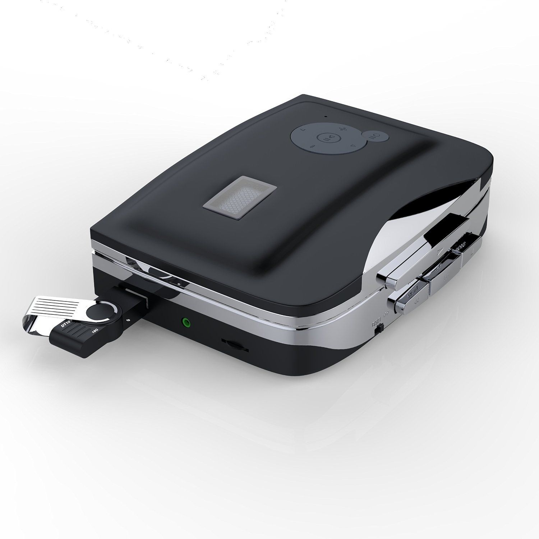 دیجیک تبدیل نوار کاست به فایل Mp3 فلش مموری Cassette Converter Into Flash Mp3 Cassette