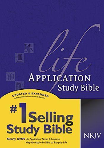 Life Application Study Bible Nkjv Lasb Full Size Life Application Study Bible Bible Study Life Application