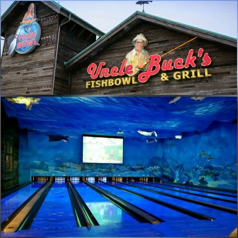 Things To Do Eat And Bowl At Uncle Buck S Fishbowl And Grill Went For An Early Dinner To Eat And Bowl And It Was So Much Fun Destin Destin Beach Things