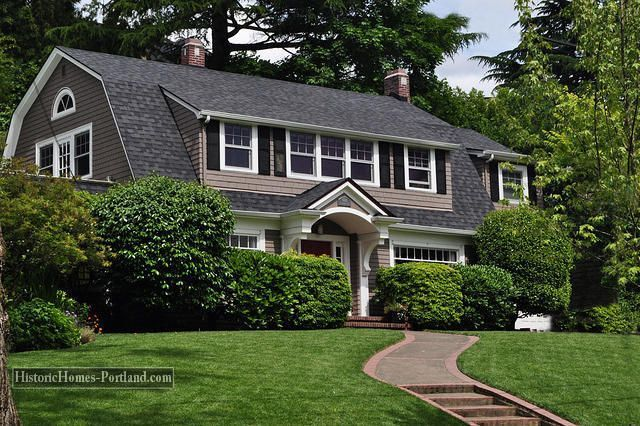 how to update a gambrel roof Google Search For the Home