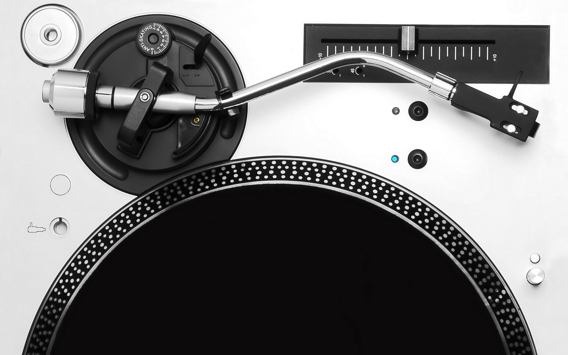 Black and white wallpaper music 8 dj 39 s pinterest for White washable wallpaper