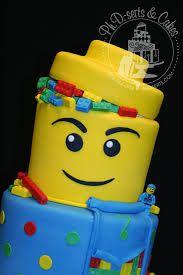 Lego hoofd