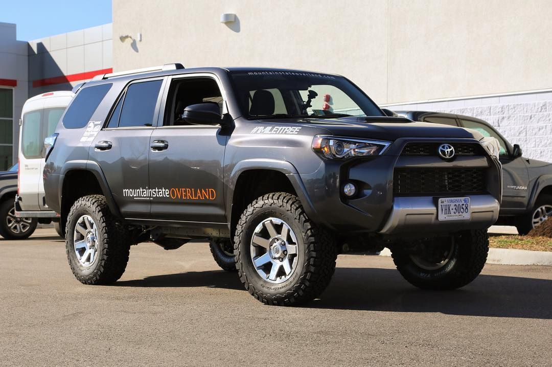 Mountain State Overland's 4Runner build | Toyota 4Runner | Toyota