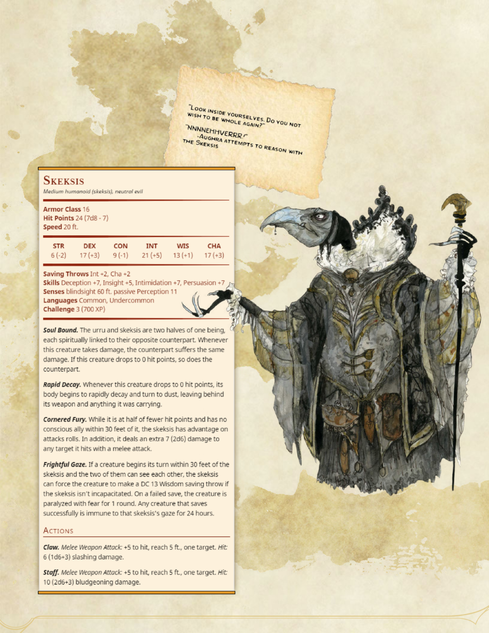 Pin By Ian Probst On D D Dungeons And Dragons Homebrew D D Dungeons And Dragons Dnd Monsters
