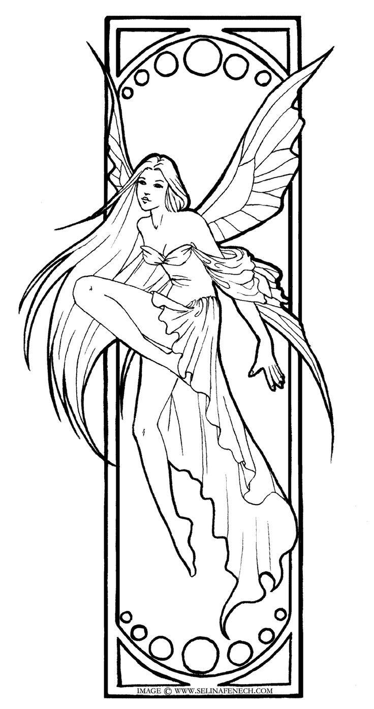 Selina Fenech Nouveau Fairy Colour | Crafts | Pinterest | Fairy ...